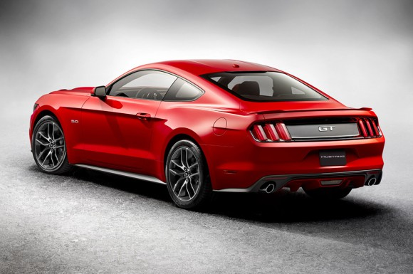 Ford Mustang 2014 Europe