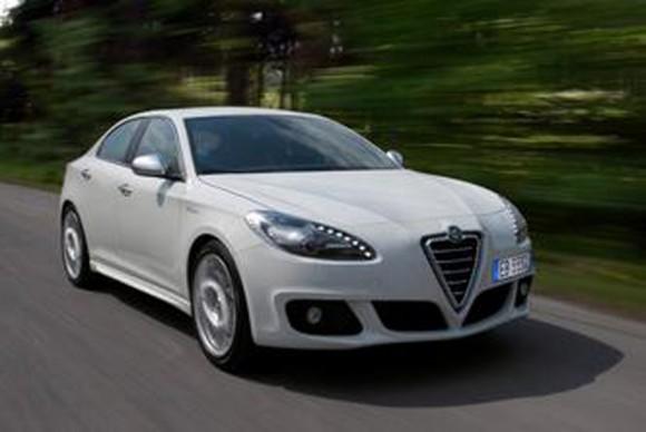 Future Alfa Romeo Giulia