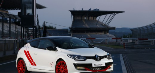 Nuburgring Edition Mégane RS Trophy-R