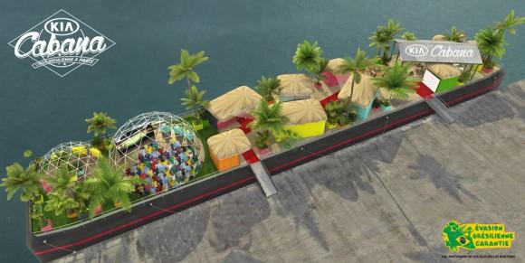 Oasis Kia Cabana