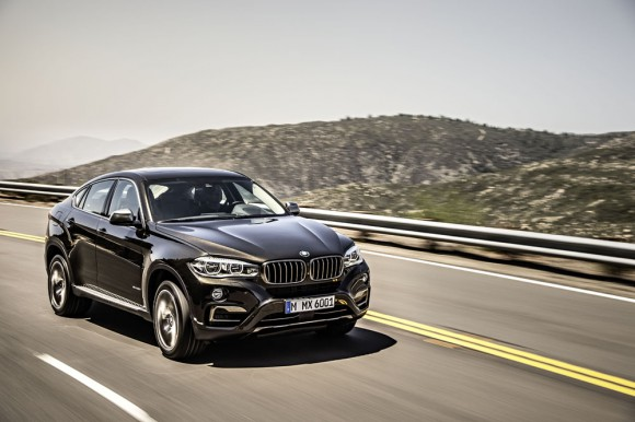 BMW X6 2015 presentation