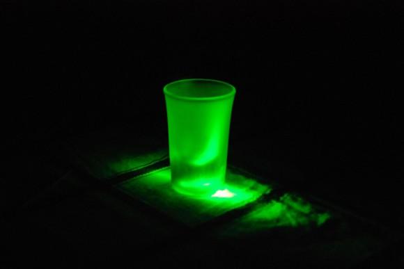 alcool laser