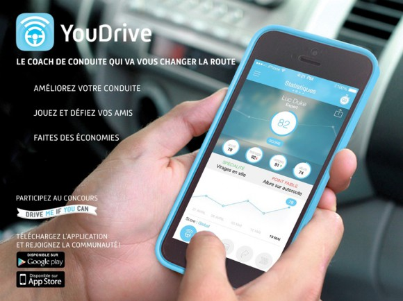 application Direct Assurance YouDrive