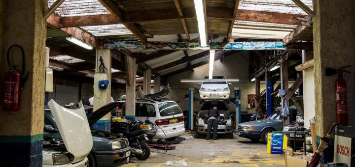 garage voiture