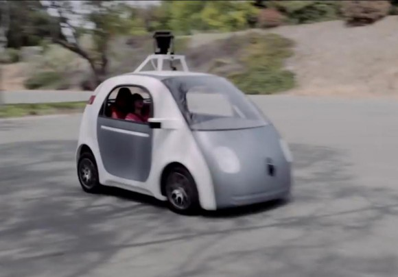 google car route