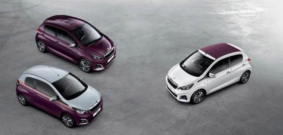 nouvelle Peugeot 108 2014