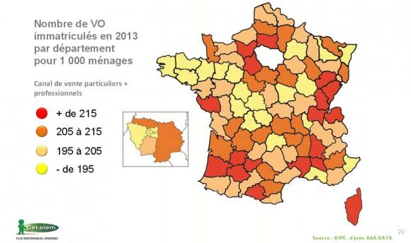 repartition geographique vente vo france