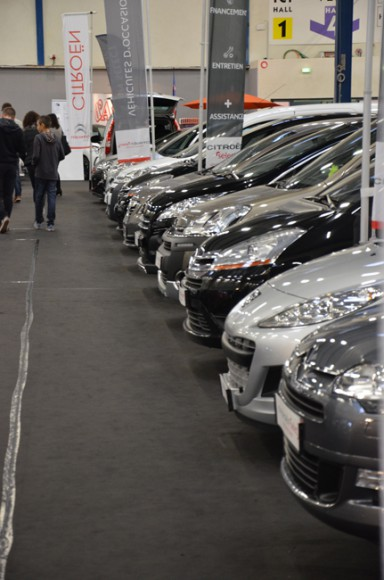 salon auto toulouse 2013 stand voiture occasion (1)