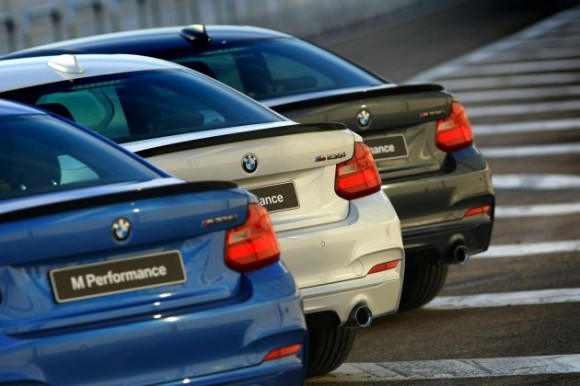 Arrière BMW M235i M Performance