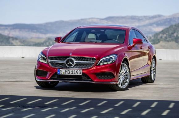 Mercedes-Benz CLS LED MultiBleam