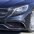 calandre Mercedes-Benz S 65 AMG Coupe 2014