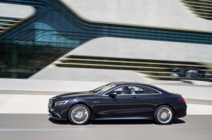 photo profil Mercedes-Benz S 65 AMG Coupe 2014