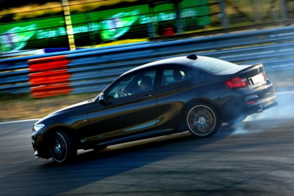 Drift BMW M Performance 235i