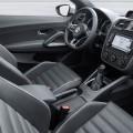 Habitacle du Volkswagen Scirocco restylé