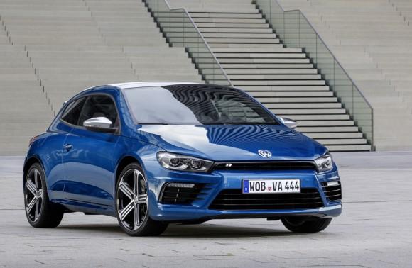 Volkswagen Scirocco R restylée 2014