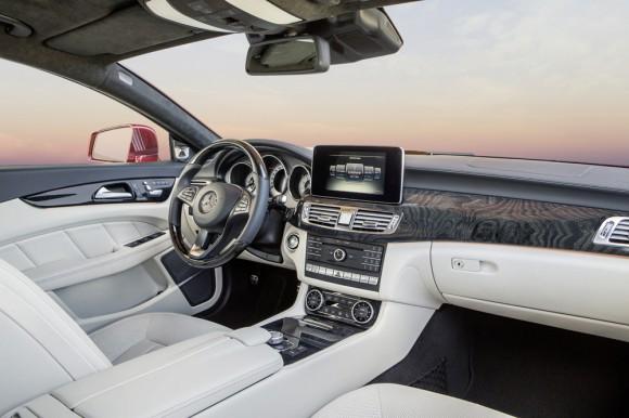 Mercedes-Benz CLS Facelift 2014