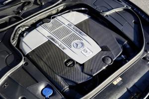moteur v12 Mercedes-Benz S 65 AMG Coupe 2014