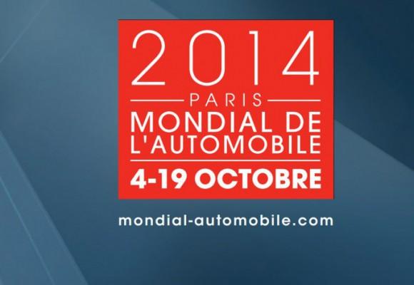 Mondial de l'Automobile 2014 Paris
