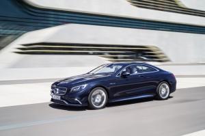 dynamique Mercedes-Benz S 65 AMG Coupe 2014
