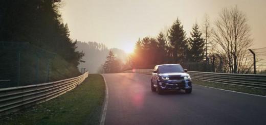 SUV Range Rover Sport SVR 2015