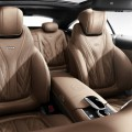 interieur Mercedes-Benz S 65 AMG Coupe 2014
