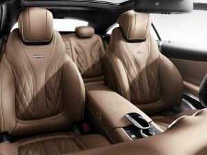 interieur Mercedes-Benz S 65 AMG Coupe 2014