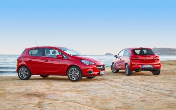 La nouvelle Opel Corsa 2014 sous tous les angles