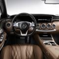 volant commandes Mercedes-Benz S 65 AMG Coupe 2014