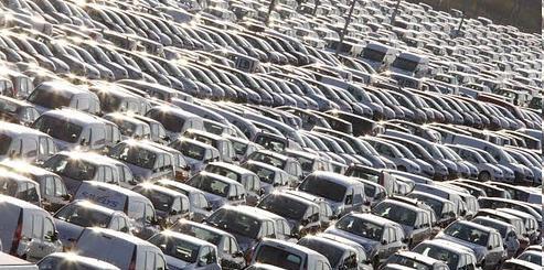 marché automobile diesel 2017