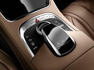 commandes Mercedes-Benz S 65 AMG Coupe 2014