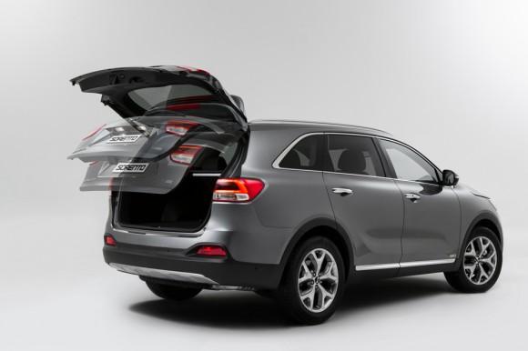 Kia Sorento 3e generation - exterieur