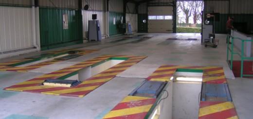 centre controle technique auto