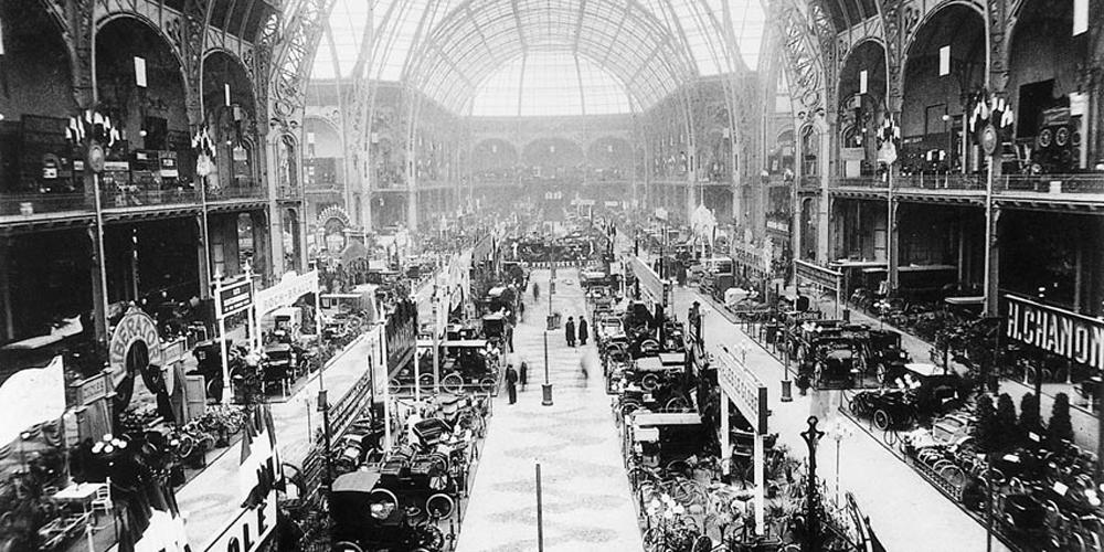 L 39 histoire du mondial automobile de paris 1898 2014 for Salon de l auto paris