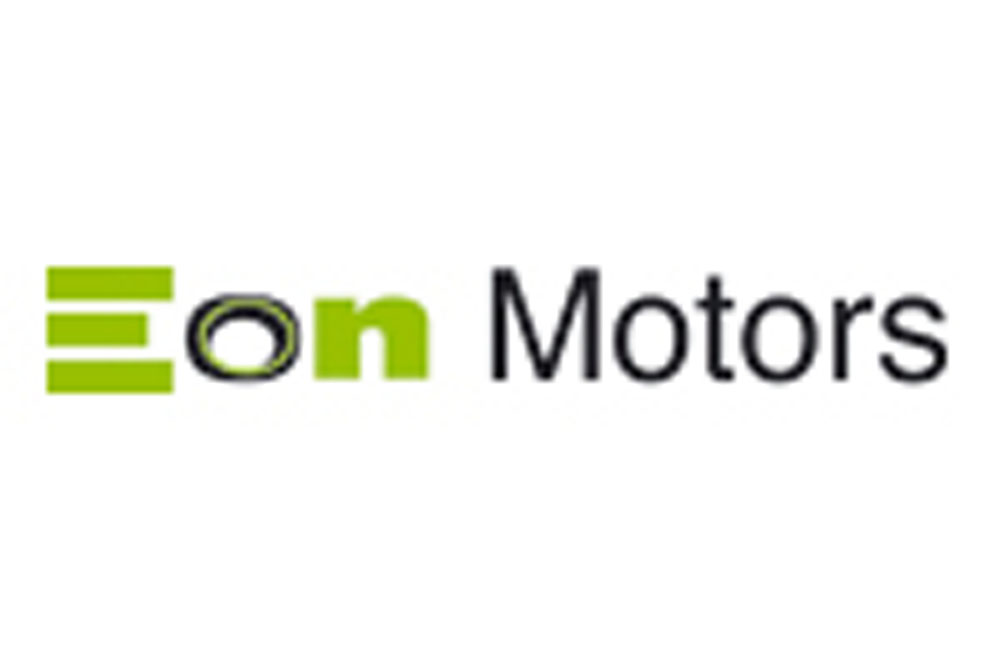Eon Motors Mondial Automobile Paris 2014