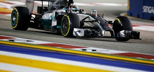 Lewis hamilton grand prix de singapour