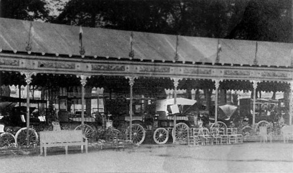 Salon Automobile Paris 1898