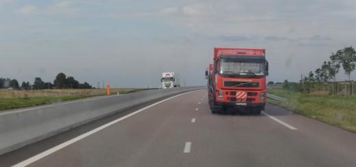 camion contresens