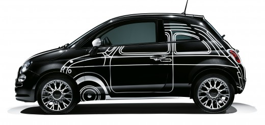 Fiat 500 Edition Ron Arad