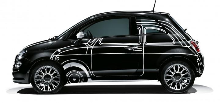 Fiat 500 Edition Ron Arad