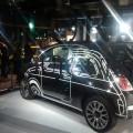 Fiat 500 Ron Arad Edition présentée au Motor Village à Paris