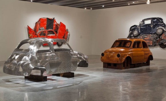 Exposition Ron Arad In Reverse
