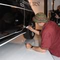 Ron Arad signe son édition de la Fiat 500