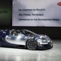 Voici la derni�re L�gende de Bugatti : la Veyron Ettore Bugatti