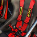 interieur mini jcw record nurbrugring