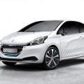 Peugeot 208 HYbrid Air : seulement 2L aux 100 km !