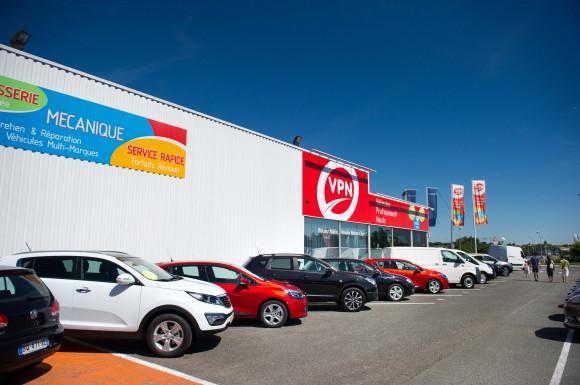 Centre VPN Autos : vente de voiture et service atelier d'entretien rapide