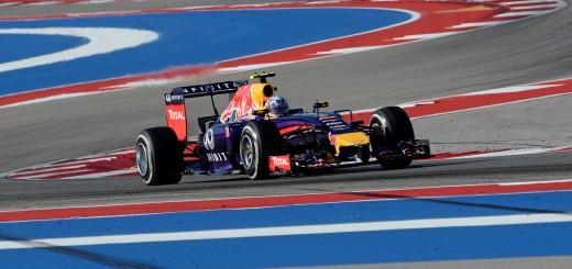 Daniel Ricciardo GP USA 2014