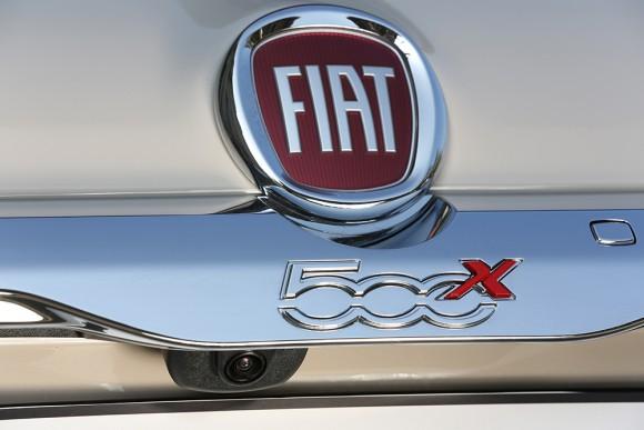 Fiat 500X insigne