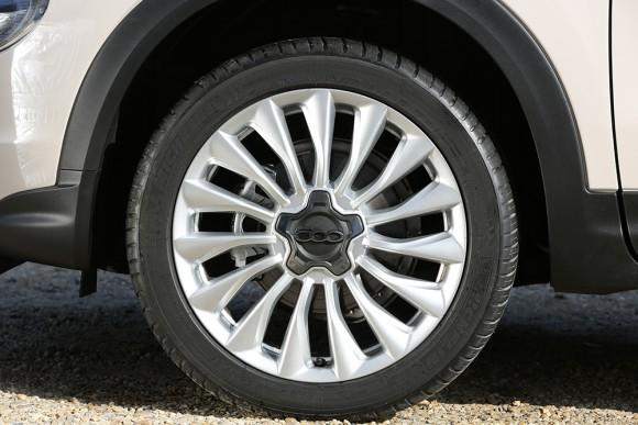 Fiat 500X roue jante