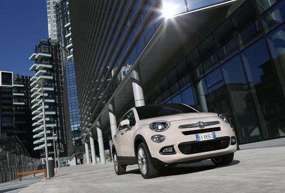 Fiat-500X-urbain face avant